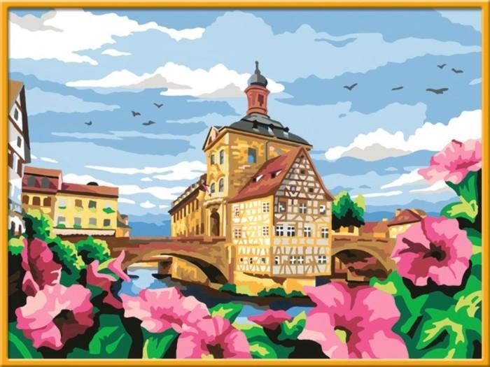Ravensburger Malen Nach Zahlen Historisches Bamberg 28913