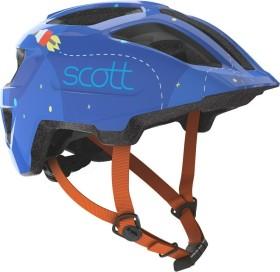 Scott Spunto Kid Kinderhelm blue/orange (275235-1454)