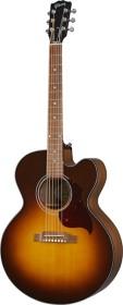 Gibson J-185 EC Modern Walnut Walnut Burst (MCJB85WLHB)