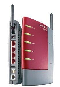 AVM FRITZ!Box WLAN 3170 Router/ADSL2+ Modem (20002371)