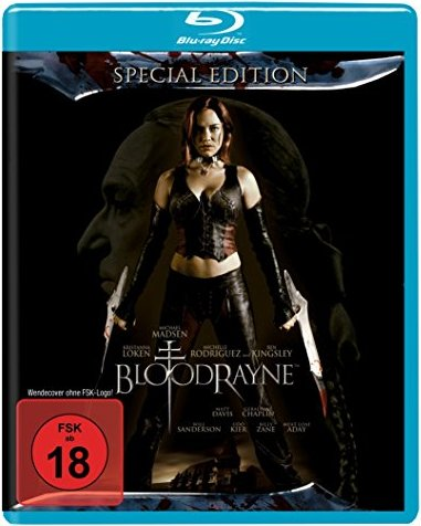 Bloodrayne (Blu-ray) -- via Amazon Partnerprogramm