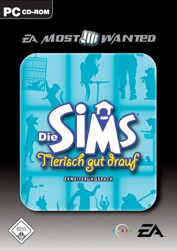 Die Sims - Tierisch gut drauf (Add-on) (niemiecki) (PC) -- via Amazon Partnerprogramm