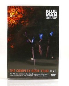 Blue Man Group - The Complex Rock Tour: Live (DVD)