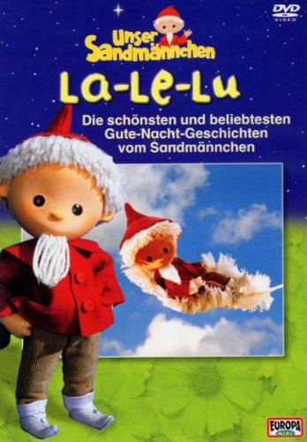 Unser Sandmännchen Vol.  8: La Le Lu -- via Amazon Partnerprogramm
