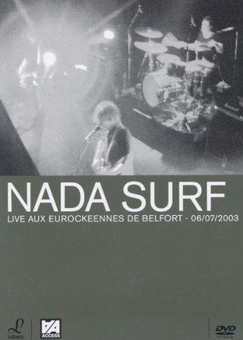 Nada Surf - Live aux Eurockéennes 2003 -- via Amazon Partnerprogramm