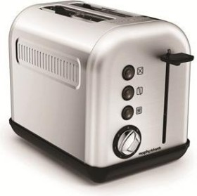 Morphy Richards Glen Dimplex Accents Brushed toaster (222006)