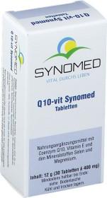 Synomed Q10 vit. Synomed Tabletten, 30 Stück