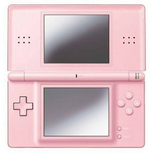 Nintendo DS Lite Basic unit, pink (various bundles) (DS)
