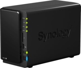 Synology DiskStation DS212+, 1x Gb LAN