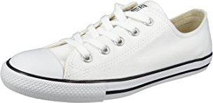 Converse Chuck Taylor All Star Dainty Low weiß (Damen) (530057C) ab € 54,22