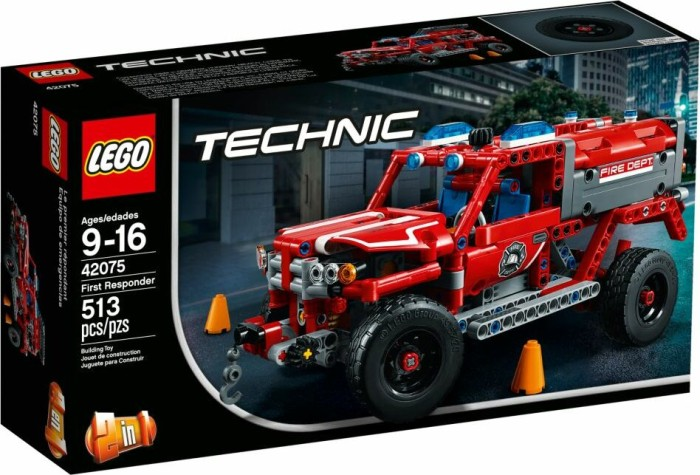 LEGO Technic - First Responder (42075)