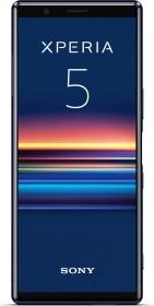 Sony Xperia 5 Dual-SIM blau
