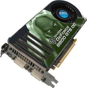 BFG GeForce 8800 GTS OC, 320MB DDR3 (BFGR88320GTSOCEI)
