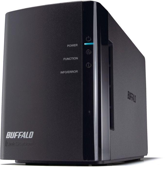Buffalo Linkstation Duo 1TB, 1x Gb LAN (LS-WX1.0TL/R1)