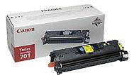 Canon 701Y Toner gelb (9284A003)