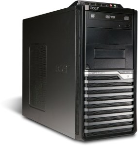 Acer Veriton M6610G, Core i7-2600, 4GB RAM, 1128GB, Windows 7 Professional (PS.VCCE3.152)