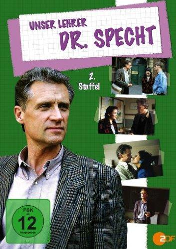 Unser Lehrer Dr. Specht Staffel  2 -- via Amazon Partnerprogramm