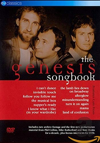 Genesis - Songbook -- via Amazon Partnerprogramm