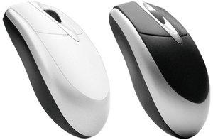 Perixx Perimice-201 Mouse, PS/2 & USB