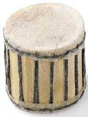 Sonor NBS M Natural Bamboo Shaker