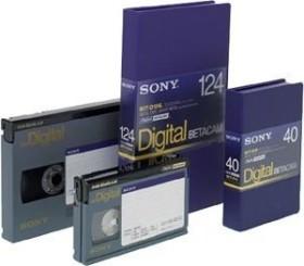 Sony BCT-D40 Betacam cassette