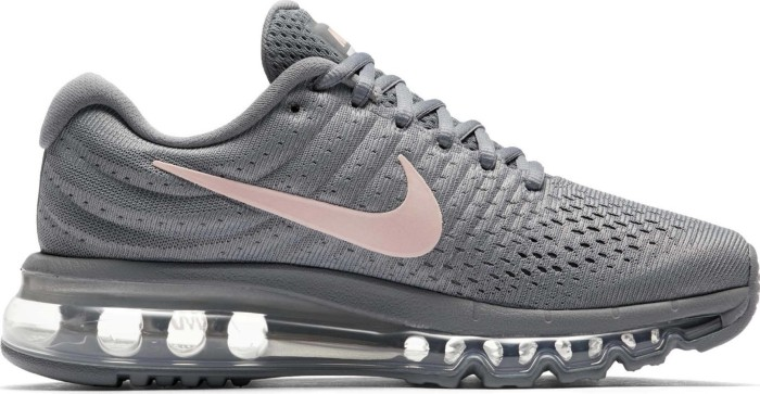 innovative design 72e57 74120 Nike Air Max 2017 cool grey/pink tint (ladies) (AT0045-001 ...