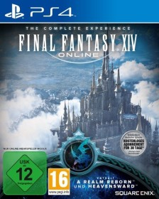 Final Fantasy XIV: The Complete Experience (MMOG) (PS4)