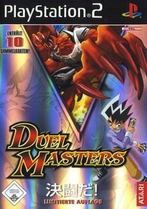 Duel Master (German) (PS2)