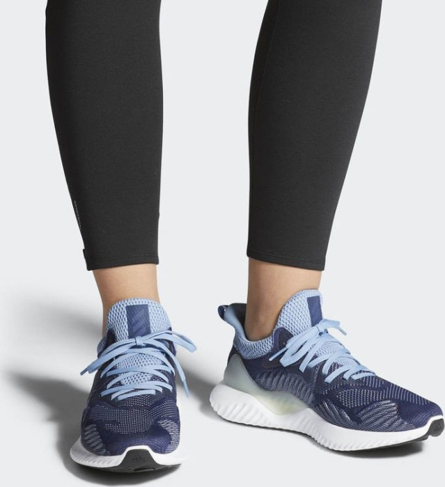 bd05458f5759 adidas Alphabounce Beyond noble indigo ash blue (ladies) (DB0205) starting  from £ 90.20 (2019)