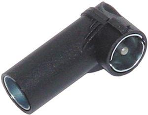 AIV ISO auf DIN Antennen-Adapter (140083)