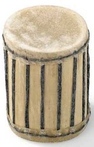 Sonor NBS L Natural Bamboo Shaker