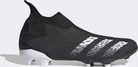 adidas Predator Freak.3 Laceless FG core black/cloud white (Herren) (FY1034)