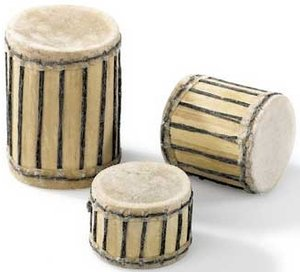 Sonor NBS Natural Bamboo Shaker Set