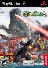 Godzilla 2 - Save the Earth (PS2)
