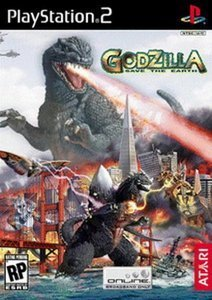 Godzilla 2 - Save the Earth (German) (PS2)