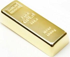 aricona Fun Stick N°121 Goldbarren 8GB, USB-A 2.0