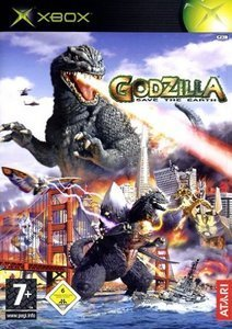 Godzilla 2 - Save the Earth (German) (Xbox)