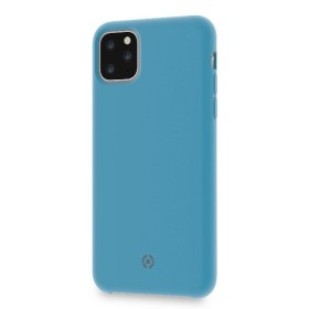 Celly Leaf für Apple iPhone 11 Pro Max blau (LEAF1002LB)