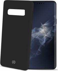 Celly Feeling für Samsung Galaxy S10 schwarz (FEELING890BK)