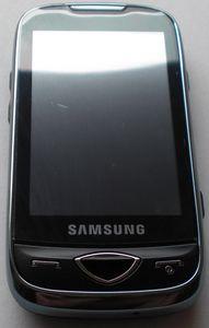 Samsung S5560 black -- © bepixelung.org