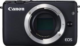 Canon EOS M10 schwarz Body (0584C002)