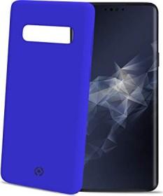 Celly Feeling für Samsung Galaxy S10 blau (FEELING890BL)