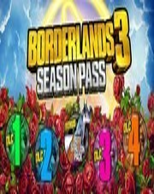 Borderlands 3 - Season Pass (Download) (Add-on) (PC)