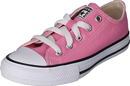 Converse Chuck Taylor All Star Ox, Unisex-Kinder Sneaker, Pink (Pink Champagne), 29 EU (11.5 Child UK)