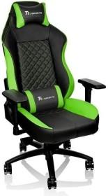 Thermaltake GT Comfort C500 Gamingstuhl, schwarz/grün (GC-GTC-BGLFDL-01)