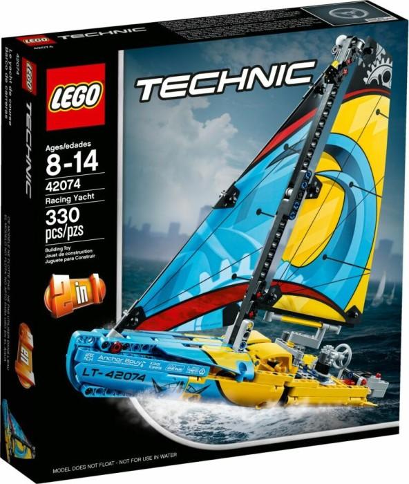 LEGO Technic - Rennyacht (42074)