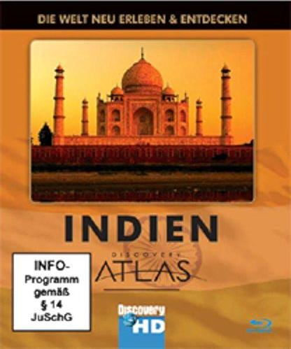 Discovery HD Atlas: Indien (Blu-ray) -- via Amazon Partnerprogramm