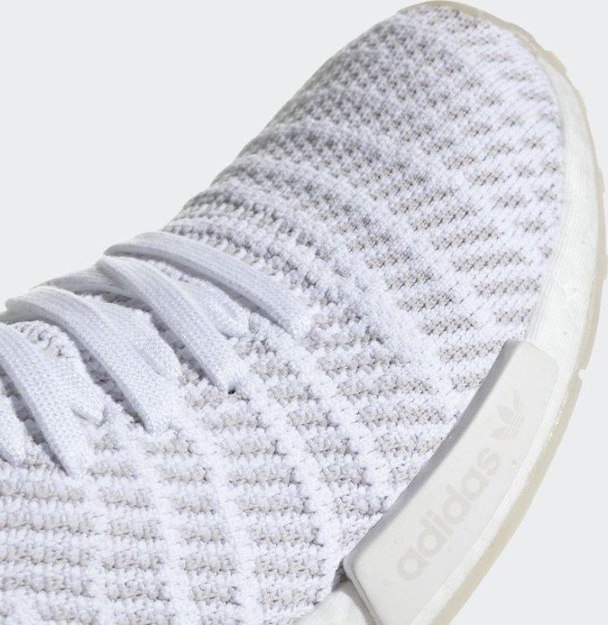 e21acbb2ef2c4 adidas NMD R1 STLT Primeknit footwear white grey one solar pink (CQ2390)  starting from £ 56.16 (2019)