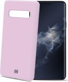 Celly Feeling für Samsung Galaxy S10 pink (FEELING890PK)