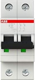 ABB Sicherungsautomat S200M, 2P, B, 50A (S202M-B50)